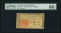 Colonial Notes:New Jersey, New Jersey March 25, 1776 6s PMG Choice Uncirculated 64 EPQ.. ...