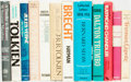Books:Biography & Memoir, [Novelists and Playwrights]. Group of Twelve Biographies. Various publishers and dates.... (Total: 12 Items)