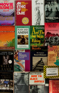 Books:Non-fiction, Large Lot of Approximately 130 Paperback Books. Various publishers and dates. ... (Total: 3 Items)
