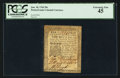 Colonial Notes:Pennsylvania, Pennsylvania June 18, 1764 20s PCGS Extremely Fine 45.. ...