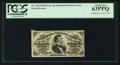Fractional Currency:Third Issue, Fr. 1294 25¢ Third Issue PCGS Choice New 63PPQ.. ...