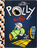 Memorabilia:Comic-Related, Polly and Her Pals Vol. 1: 1913-1927 Hard Cover Champagne Edition (IDW, 2010) Condition: VF....