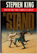 Books:Horror & Supernatural, Stephen King. The Stand: The Complete & Uncut Edition.Garden City: Doubleday, [1990]....