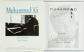 Books:Biography & Memoir, Muhammad Ali, subject. Howard L. Bingham, author. SIGNED.Muhammad Ali: A Thirty-Year Journey. New York: Simon &Sch...