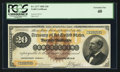 Large Size:Gold Certificates, Fr. 1177 $20 1882 Gold Certificate PCGS Extremely Fine 40.. ...