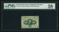 Fractional Currency:First Issue, Fr. 1240 10¢ First Issue PMG Choice About Unc 58.. ...