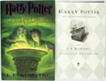 Books:Children's Books, J. K. Rowling. Mary Grandpré, illustrator. Harry Potter and theHalf-Blood Prince. New York: Scholastic Press, [2005...