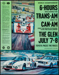 "Movie Posters:Sports, SCCA Citicorp Can-Am Challenge (SCCA, 1979). Auto Race Poster (22"" X 28""). Sports.. ..."