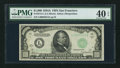 Small Size:Federal Reserve Notes, Fr. 2212-L $1,000 1934A Federal Reserve Note. PMG Extremely Fine 40 EPQ.. ...
