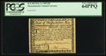 Colonial Notes:Massachusetts, Massachusetts May 5, 1780 $20 PCGS Very Choice New 64PPQ.. ...