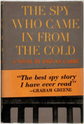 Books:Mystery & Detective Fiction, [Featured Lot]. John Le Carré. SIGNED. The Spy Who Came in fromthe Cold. New York: Coward-McCann, [1964]. ...