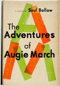 Books:Fiction, Saul Bellow. The Adventures of Augie March. New York: TheViking Press, 1953....