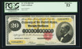 Large Size:Gold Certificates, Fr. 1178 $20 1882 Gold Certificate PCGS About New 53.. ...