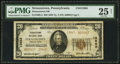 National Bank Notes:Pennsylvania, Strausstown, PA - $20 1929 Ty. 2 Strausstown NB Ch. # 13863. ...