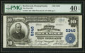 National Bank Notes:Pennsylvania, Rockwood, PA - $10 1902 Plain Back Fr. 633 The First NB Ch. # 5340....