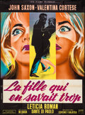 "Movie Posters:Mystery, The Evil Eye (Les Films Marbeuf, 1963). French Grande (45.25"" X61""). Mystery.. ..."