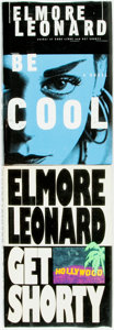 Books:Mystery & Detective Fiction, Elmore Leonard. Pair of First Editions. [New York]: DelacortePress, [1990 and 1999].... (Total: 2 Items)
