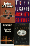 Books:Mystery & Detective Fiction, John le Carré. Group of Four Titles. Various publishers anddates.... (Total: 4 Items)
