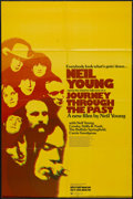 "Movie Posters:Documentary, Journey Through the Past (New Line Cinema, 1974). One Sheet (24.5"" X 37""). Music Biography. Directed by Neil Young. Starring..."
