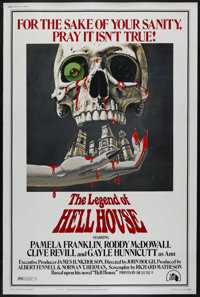 """The Legend Of Hell House (Twentieth Century Fox, 1973). Poster (40"""" X 60""""). Horror. Directed by John Hough. St..."""