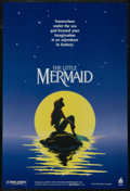 "Movie Posters:Animated, The Little Mermaid (Buena Vista, 1989). Mini (17.5"" X 26"").Animated Musical Fantasy. Directed by Ron Clements and John Musk..."