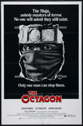 """Movie Posters:Action, The Octagon (American Cinema, 1980). One Sheet (27"""" X 41""""). Action. Directed by Eric Karson. Starring Chuck Norris, Karen Ca..."""