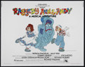 "Movie Posters:Animated, Raggedy Ann & Andy: A Musical Adventure (20th Century Fox,1977). Half Sheet (22"" X 28""). Family. Directed by RichardWillia..."