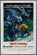 """Movie Posters:Science Fiction, Silent Running (Universal, 1972). One Sheet (27"""" X 41""""). ScienceFiction. Directed by Douglas Trumbull. Starring Bruce Dern,..."""