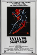 """Movie Posters:Adventure, The Stunt Man (20th Century Fox, 1980). Poster (40"""" X 60""""). ActionComedy. Directed by Richard Rush. Starring Peter O'Toole,..."""