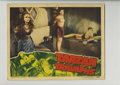 """Movie Posters:Action, Tarzan Triumphs (RKO, 1943). Lobby Card (11"""" X 14""""). Adventure.Directed by William Thiele. Starring Johnny Weissmuller, Joh..."""