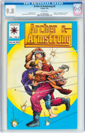 Modern Age (1980-Present):Superhero, Archer & Armstrong #0 (Valiant, 1992) CGC NM/MT 9.8 Whitepages....
