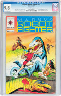 Modern Age (1980-Present):Superhero, Magnus Robot Fighter #12 (Valiant, 1992) CGC NM/MT 9.8 White pages....