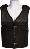 "Movie/TV Memorabilia:Costumes, A Bullet Proof Vest from ""The Expendables 2.""..."