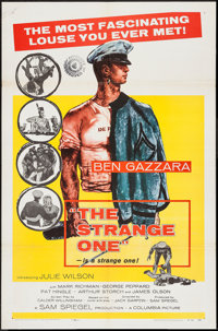 """The Strange One & Other Lot (Columbia, 1957). One Sheets (75) (27"""" X 41""""). Drama. ... (Total: 75 Items)"""