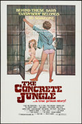 "Movie Posters:Bad Girl, The Concrete Jungle (Pentagon, 1982). One Sheets (3) (27"" X 41"")Flat Folded. Bad Girl.. ... (Total: 3 Items)"