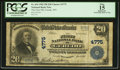 National Bank Notes:West Virginia, Ceredo, WV - $20 1902 Plain Back Fr. 654 The First NB Ch. # 4775....