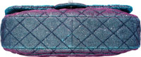 ba95b828198dc2 ... Luxury Accessories:Bags, Chanel Blue & Pink Iridescent Canvas East  West Flap Bag ...