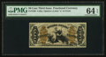 Fractional Currency:Third Issue, Fr. 1350 50¢ Third Issue Justice PMG Choice Uncirculated 64 EPQ.. ...