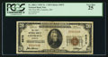 National Bank Notes:Missouri, Centralia, MO - $20 1929 Ty. 1 The First NB Ch. # 6875. ...