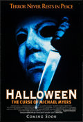 """Movie Posters:Horror, Halloween: The Curse of Michael Myers & Others Lot (Dimension, 1995). One Sheets (3) (27"""" X 40"""") DS Advance. Horror.. ... (Total: 3 Items)"""