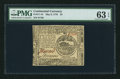 Colonial Notes:Continental Congress Issues, Continental Currency May 9, 1776 $4 PMG Choice Uncirculated 63 EPQ.. ...