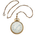 Timepieces:Pocket (post 1900), Ball 17 Jewel Series 435 Open Face Pocket Watch. ...