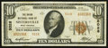National Bank Notes:West Virginia, Sistersville, WV - $10 1929 Ty. 2 The Union NB Ch. # 5028. ...