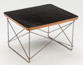 Furniture , Charles Eames (American, 1907-1978) and Ray Kaiser Eames (American, 1912-1988). LTR Occasional Table, circa 1950. Birch ...