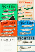 Books:Science & Technology, [Aviation]. J. M. Bruce. Fighters: War Planes of the First World War. [and:] William Green. Fighters: War Pl... (Total: 6 Items)