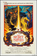 """Movie Posters:Animation, The Secret of NIMH & Other Lot (MGM/UA, 1982). One Sheets (2) (27"""" X 41""""). Animation.. ... (Total: 2 Items)"""