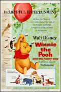 "Movie Posters:Animated, Winnie the Pooh and the Honey Tree & Others Lot (Buena Vista,1966). One Sheet (27"" X 41""), Uncut Pressbooks (2) (Multiple P...(Total: 9 Items)"
