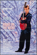 "Movie Posters:Rock and Roll, Bring on the Night & Other Lot (Samuel Goldwyn, 1985). One Sheets (2) (27"" X 41"") Teaser & Regular Style. Rock and Roll.. ... (Total: 2 Items)"