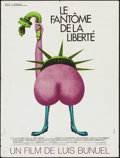 """Movie Posters:Foreign, The Phantom of Liberty (20th Century Fox, 1974). French Affiche (23.25"""" X 30.5""""). Foreign.. ..."""