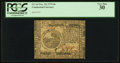 Colonial Notes:Continental Congress Issues, Continental Currency November 29, 1775 $6 PCGS Very Fine 30.. ...